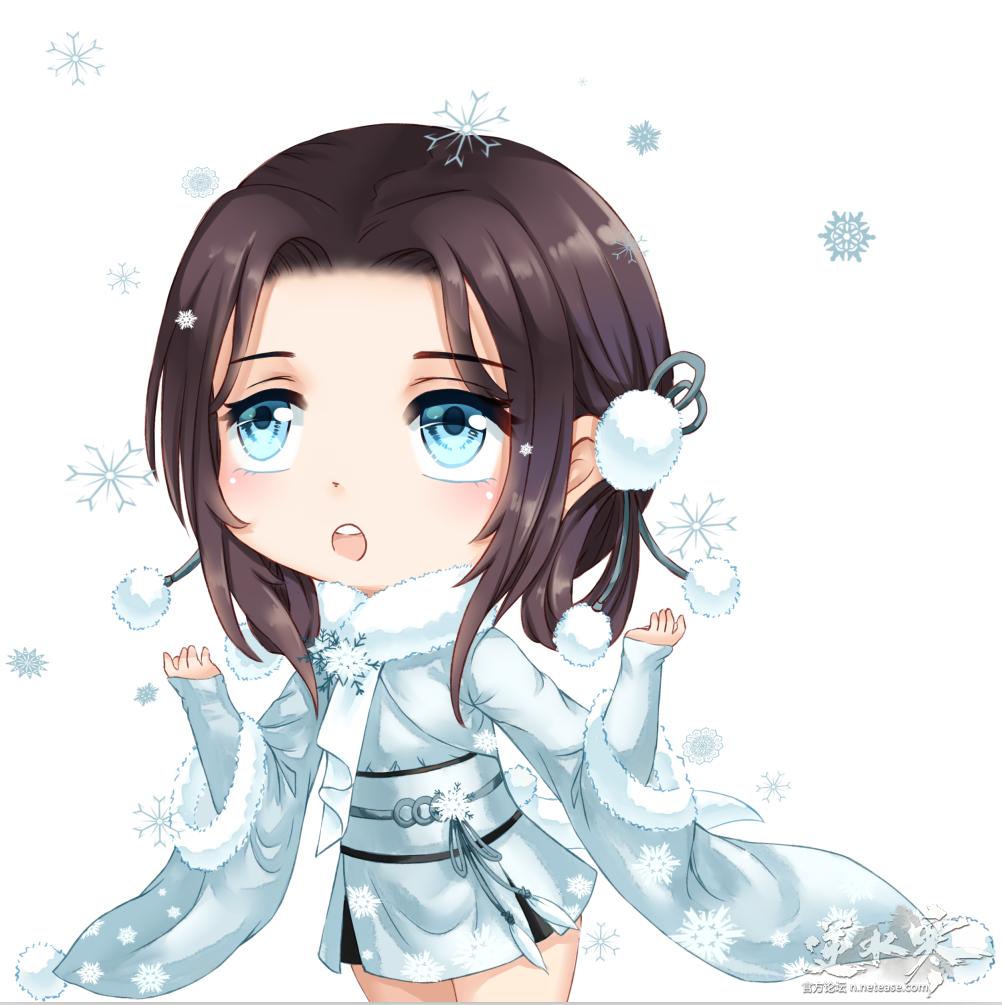 【自在门】【雪舞手绘】千山雪